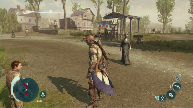 New York Northern District In Assassin S Creed Iii Remastered