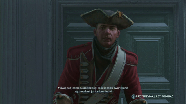 Afterwards return to your master and you will witness a demonstration - Sequence 5 - A Trip to Boston - Walkthrough - Assassins Creed III - Game Guide and Walkthrough