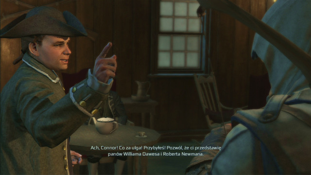 Meet with Paul Revere at the Boston pier - Sequence 7 - The Midnight Ride - Walkthrough - Assassins Creed III - Game Guide and Walkthrough