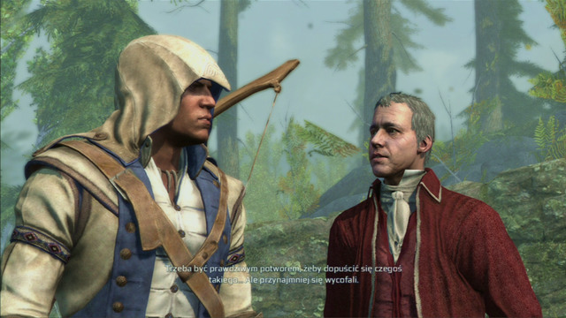 After winning the battle, head to the marked spot and end the mission - Sequence 7 - Lexington and Concord - Walkthrough - Assassins Creed III - Game Guide and Walkthrough