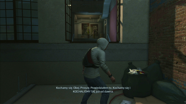 Move onwards to an open window leading to a staircase - Sequence 8 - Second Energy Source - Walkthrough - Assassins Creed III - Game Guide and Walkthrough