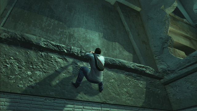 There you will be able to climb up the wall, to the next panel - Sequence 8 - Second Energy Source - Walkthrough - Assassins Creed III - Game Guide and Walkthrough