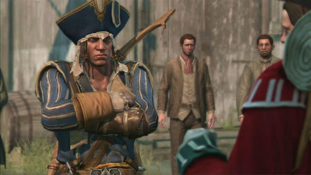 You will have to fight with the best brawlers in town - Boston Brawlers - Guild missions - Assassins Creed III - Game Guide and Walkthrough