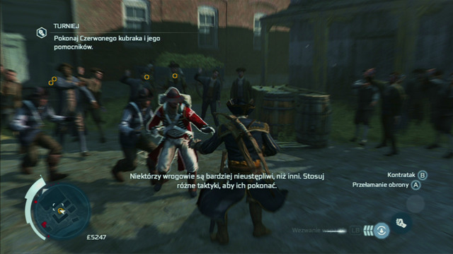 1 - Boston Brawlers - Guild missions - Assassins Creed III - Game Guide and Walkthrough