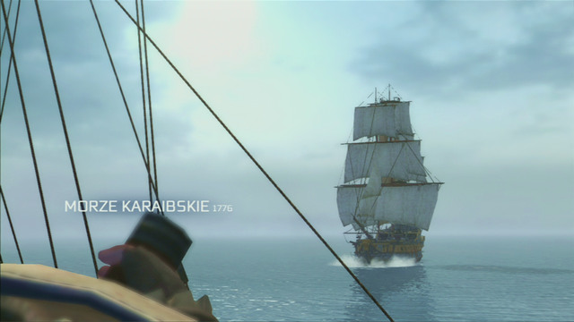 Optional objective: Limit damage to La Belladonna - 50% - French Involvement - Naval missions - Assassins Creed III - Game Guide and Walkthrough