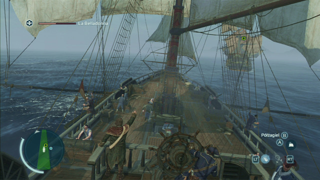 Afterwards swim to the ship to board it - French Involvement - Naval missions - Assassins Creed III - Game Guide and Walkthrough