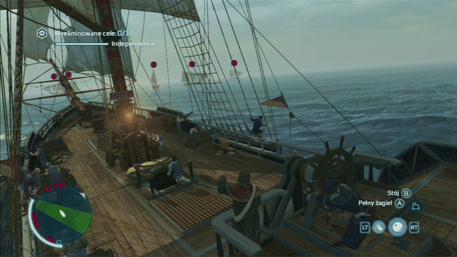 Stick close to the ship and wait for the enemies to approach you - A Call for Help - Privateer Contracts - Assassins Creed III - Game Guide and Walkthrough