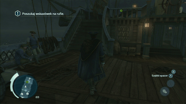 Afterwards check out the stern and go below the deck - Sequence 1 - Journey to the New World - Walkthrough - Assassins Creed III - Game Guide and Walkthrough