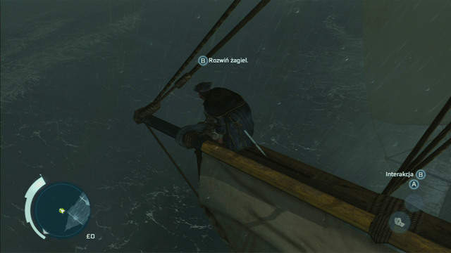 The last point can be found on one of the masts - Sequence 1 - Journey to the New World - Walkthrough - Assassins Creed III - Game Guide and Walkthrough