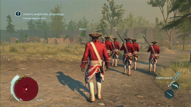 Optional objective: Find and kill the general - Sequence 2 - Infiltrating Southgate - Walkthrough - Assassins Creed III - Game Guide and Walkthrough