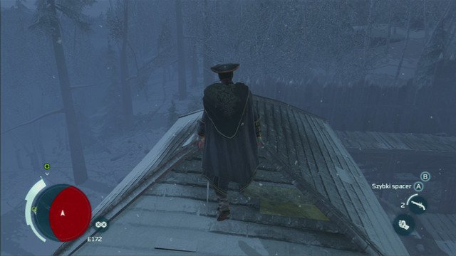 Climb them and jump onto the roof on the right - Sequence 3 - Execution is Everything - Walkthrough - Assassins Creed III - Game Guide and Walkthrough