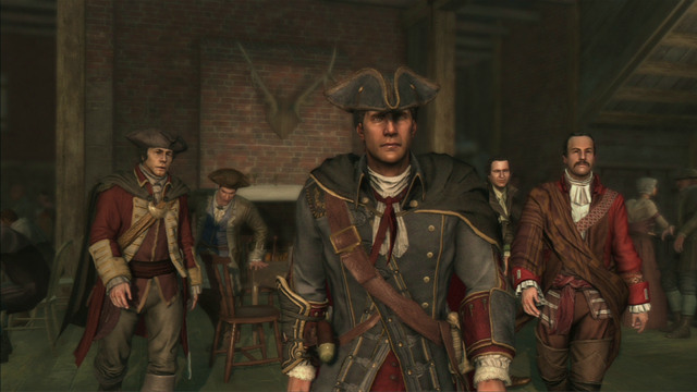 After a visit to the inn, head out to meet with the Indian woman - Sequence 3 - The Braddock Expedition - Walkthrough - Assassins Creed III - Game Guide and Walkthrough