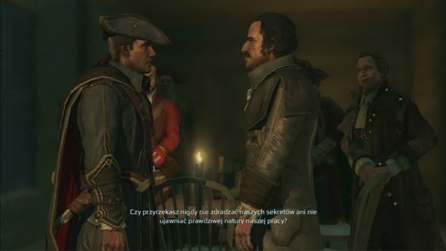 The whole sequence will end after you visit the inn marked on the map - Sequence 3 - The Braddock Expedition - Walkthrough - Assassins Creed III - Game Guide and Walkthrough