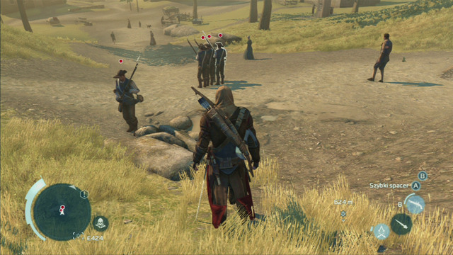 Before receiving the mission of regaining the district, you will have to complete a few lesser tasks, similar to or identical as the one from which you begun - District challenges and recruiting new members - Assassin Guild - Assassins Creed III - Game Guide and Walkthrough