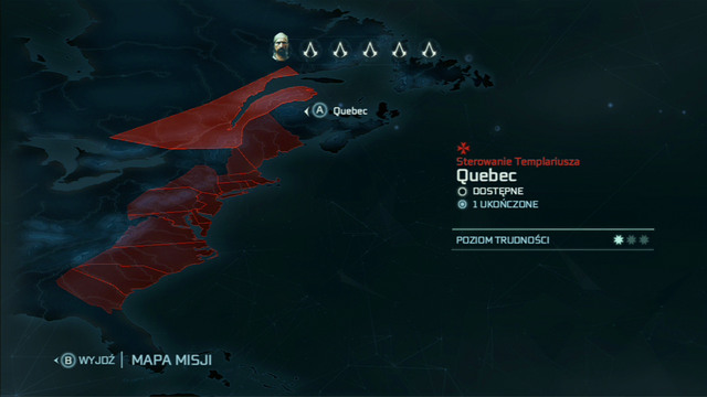The mission screen is used to send recruits onto different kinds of missions - Recruits and training them - Assassin Guild - Assassins Creed III - Game Guide and Walkthrough