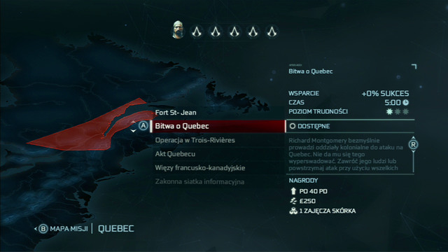 After completing a mission in a given area, you will be able to complete further ones and eventually completely take over the territory from the Templars - Recruits and training them - Assassin Guild - Assassins Creed III - Game Guide and Walkthrough