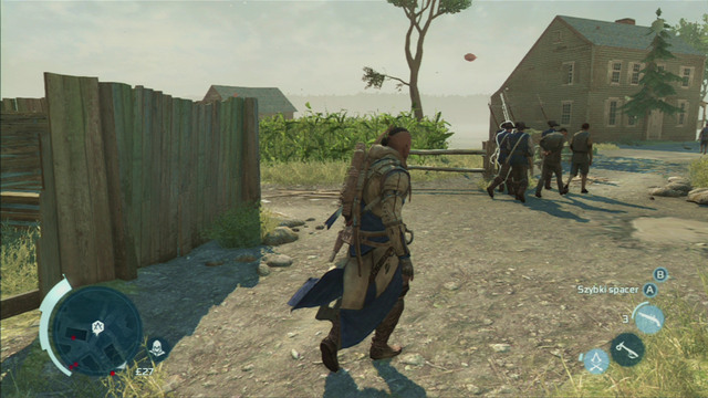 Eliminating the guards who are escorting prisoners - Boston - southern district - Assassin Guild - Assassins Creed III - Game Guide and Walkthrough