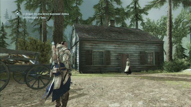 Regardless of the results, the mission will end after the match - Godfrey and Terry - Homestead - Assassins Creed III - Game Guide and Walkthrough