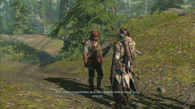 Location: Homestead - Myriam - Homestead - Assassins Creed III - Game Guide and Walkthrough