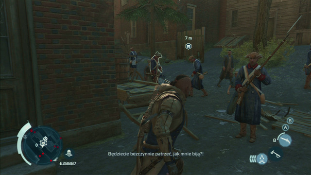 Location: Boston - Norris - Homestead - Assassins Creed III - Game Guide and Walkthrough