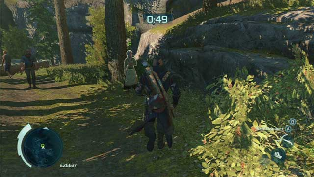 Location: Homestead - Lyle White - Homestead - Assassins Creed III - Game Guide and Walkthrough