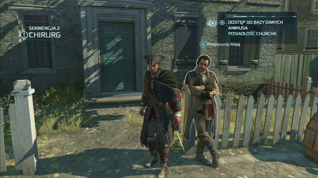 Sequence 2 The Surgeon Assassins Creed Iii Remastered