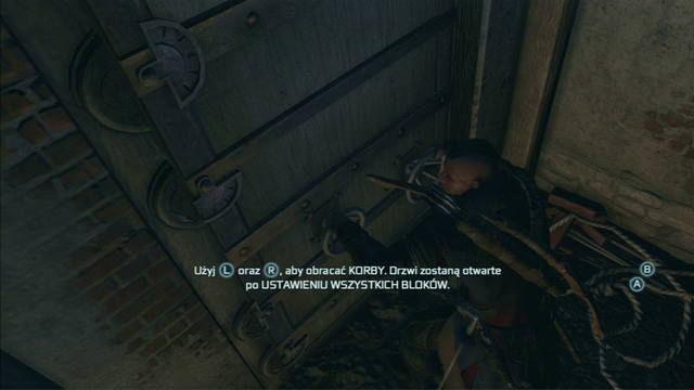 Keep turning both valves in opposite directions until the door opens - Boston - Underground - Assassins Creed III - Game Guide and Walkthrough