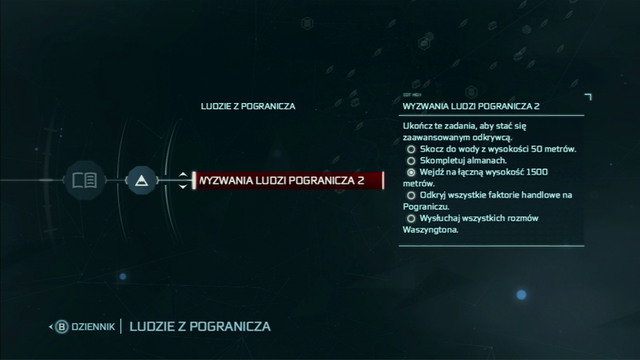 All four clubs in the game have a series of challenges based on the idea of achievements from Steam or PSN - Clubs' challenges - Assassins Creed III - Game Guide and Walkthrough