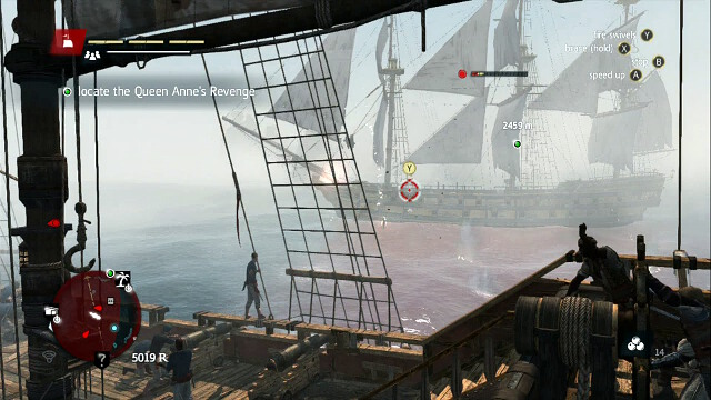 Loot the ships that you encounter - 02 - Devils Advocate - Sequence 6 - Assassins Creed IV: Black Flag - Game Guide and Walkthrough