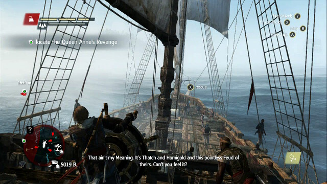 One of the survivors - 02 - Devils Advocate - Sequence 6 - Assassins Creed IV: Black Flag - Game Guide and Walkthrough