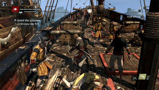 Mortars On Ships : Boarding naval battles assassin s creed iv black flag
