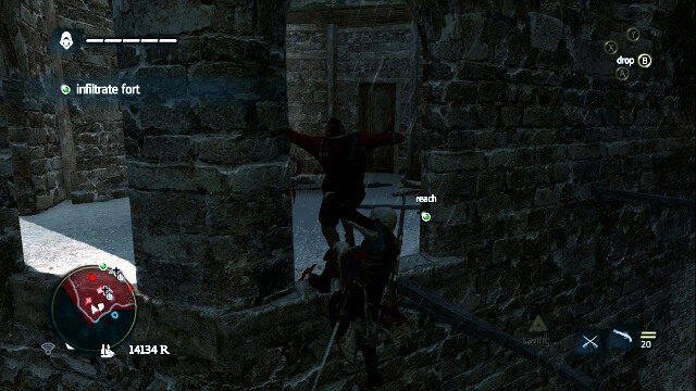 assassins creed black flag how to use a throwing knife