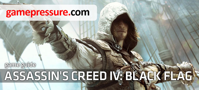 Guide to the Assassin's Creed IV: Black Flag will contain a complete description of the main storyline walkthrough with all secondary missions - Assassins Creed IV: Black Flag (coming soon) - Game Guide and Walkthrough