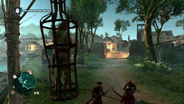 01 To Suffer Without Dying Sequence 11 Assassin S Creed Iv