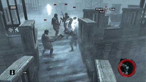 assassins creed revelations how to get rid of character lag