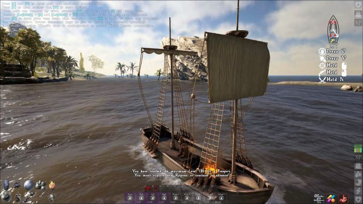 How to leave Freeport in ATLAS? - ATLAS Guide and Tips