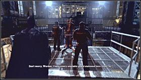 1 - Прохождение - Интенсивное лечение - часть 1 - Прохождение - Бэтмен: Убежище Аркхема - Руководство по игре и прохождение