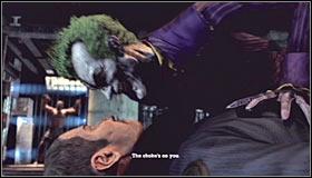 Эта вводная последовательность покажет Джокера после того, как он был пойман Бэтменом - Прохождение - Интенсивное лечение - часть 1 - Прохождение - Бэтмен: Убежище Аркхэма - Руководство по игре и прохождение