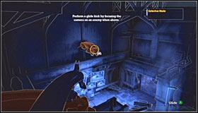 Отправляйтесь на соседний балкон - Прохождение - Интенсивное лечение - часть 1 - Прохождение - Бэтмен: Убежище Аркхема - Руководство по игре и прохождение