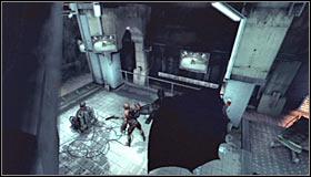 В конце концов вы окажетесь на стороне горгульи - Пошаговое руководство - Интенсивное лечение - часть 1 - Пошаговое руководство - Бэтмен: Убежище Аркхема - Руководство по игре и прохождение игры