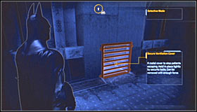 8 - Прохождение - Интенсивное лечение - часть 1 - Прохождение - Бэтмен: Убежище Аркхема - Руководство по игре и прохождение