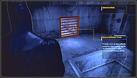 Подойдите к одному из охранников - Прохождение - Интенсивное лечение - часть 1 - Прохождение - Бэтмен: Убежище Аркхема - Руководство по игре и прохождение