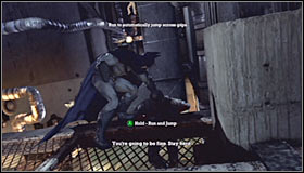 10 - Прохождение - Интенсивное лечение - часть 1 - Прохождение - Бэтмен: Убежище Аркхема - Руководство по игре и прохождение