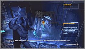 Третий человек, которого вы должны спасти, - это осужденный - Прохождение - Интенсивное лечение - часть 2 - Прохождение - Бэтмен: Убежище Аркхэма - Руководство по игре и прохождение