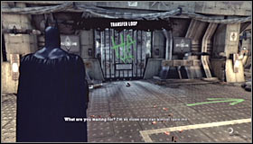 2 - Прохождение - Интенсивное лечение - часть 2 - Прохождение - Бэтмен: Убежище Аркхема - Руководство по игре и прохождение