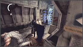 Идите на первый этаж и идите на юг - Прохождение - Интенсивное лечение - часть 2 - Прохождение - Бэтмен: Убежище Аркхэма - Руководство по игре и прохождение