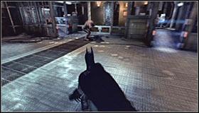 3 - Прохождение - Интенсивное лечение - часть 2 - Прохождение - Бэтмен: Убежище Аркхема - Руководство по игре и прохождение
