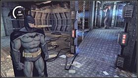 4 - Прохождение - Интенсивное лечение - часть 2 - Прохождение - Бэтмен: Убежище Аркхема - Руководство по игре и прохождение