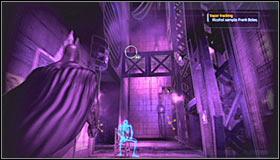 8 - Прохождение - Интенсивное лечение - часть 2 - Прохождение - Бэтмен: Убежище Аркхема - Руководство по игре и прохождение