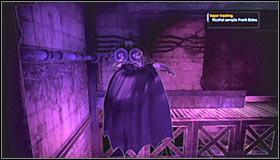 Приготовьтесь к довольно сложному разделу игры - Пошаговое руководство - Интенсивное лечение - часть 2 - Пошаговое руководство - Batman: Arkham Asylum - Руководство по игре и прохождение игры